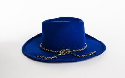 Wyoming hat-  Fall '20